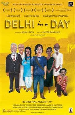 Delhi in a Day Movie (2012) Download HDRip 825mb
