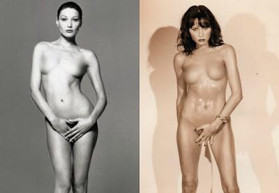 Κάρλα Μπρούνι υπέρ Μελάνια για τις γυμνές φωτό
