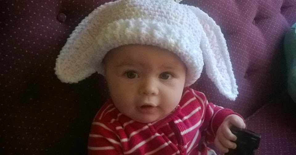 Living Well With Suzique Baby Sara S Bunny Hat Free