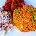 Are you Hungry? Check out the Nigerian Jollof Rice(Preparation) - FOX NAIJA