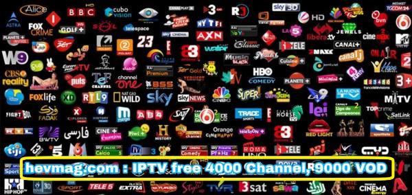 IPTV FREE TEST