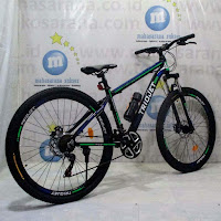 275 gallion 10 triojet mountain bike