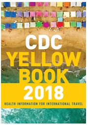 Cdc Yellow Book  Health Information For International Travel