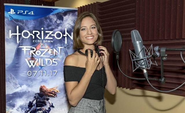 Michelle Jenner volverá a ser Aloy en Horizon: Zero Dawn