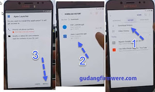 How to Remove FRP Bypass Samsung Note 7