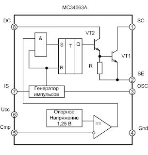 MC34063 datasheet