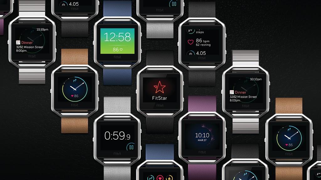 [CES 2016現場] 健身也要有型!Fitbit發表新品Blaze,用時尚設計力拚Apple Watch!