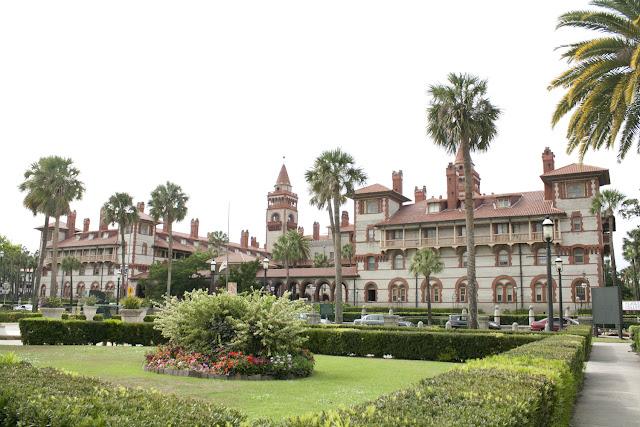 Flagler College en San Agustin, Florida