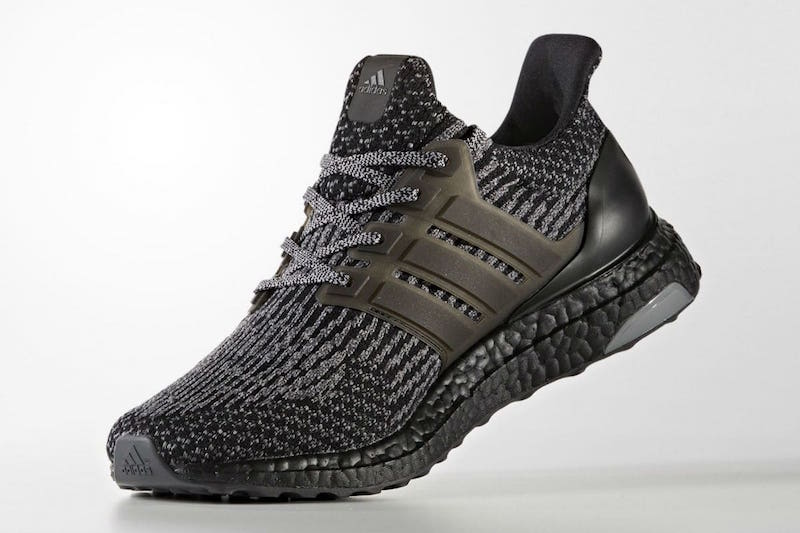 4a95e2f1b24 Swag Craze: First Look: adidas Ultra Boost 3.0 'Black Silver'