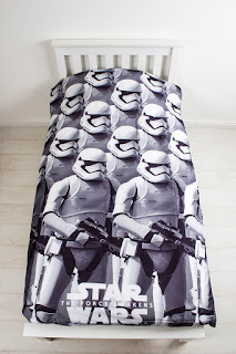Childern bedding, Character World Star Wars Episode 7 Awaken Duvet Set, Single £10.34