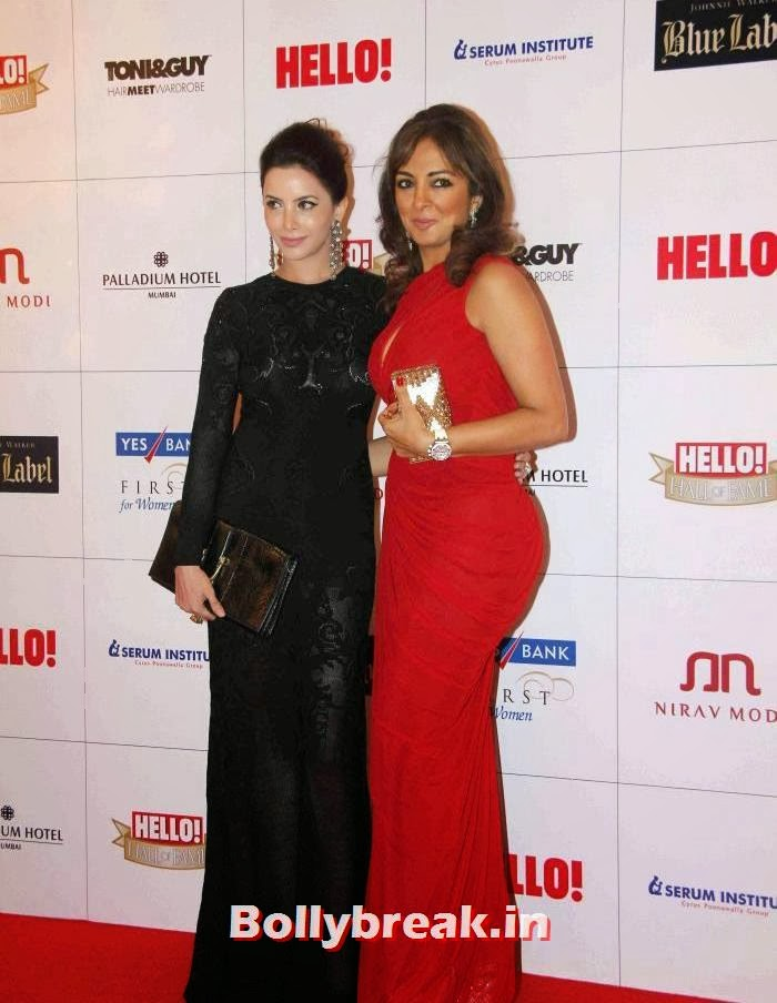Lata Patel, Hello Awards 2013 Pics
