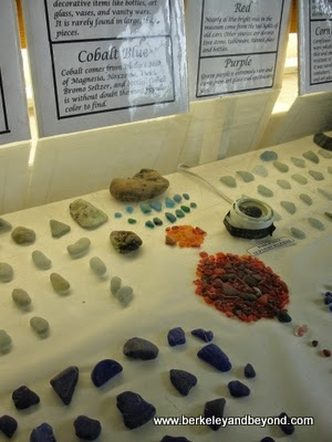 Sea Glass Museum in Fort Bragg, California