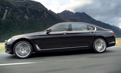 BMW 7 Series sixth generations