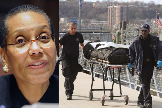 First black female Muslim judge in the U.S, found dead in a river