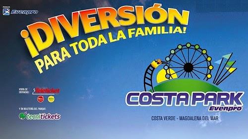 Costa Park En Magdalena Del Mar