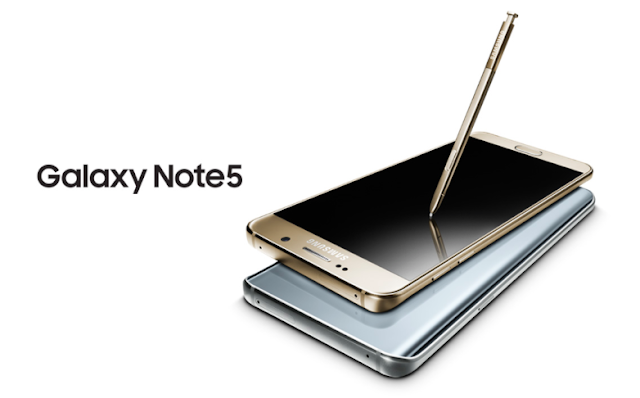 Samsung launches its flagship Galaxy Note5 In India at Rs. 53900 for 32 GB variant and Rs. 59900 for 64 GB variant