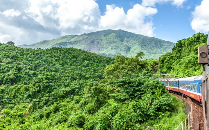 Llegar en tren a Ninh Binh (Vietnam)