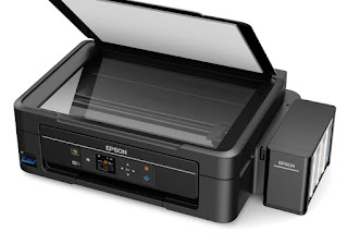 Epson L-485 High Speed psc  Wifi  Direct + modif Original epson