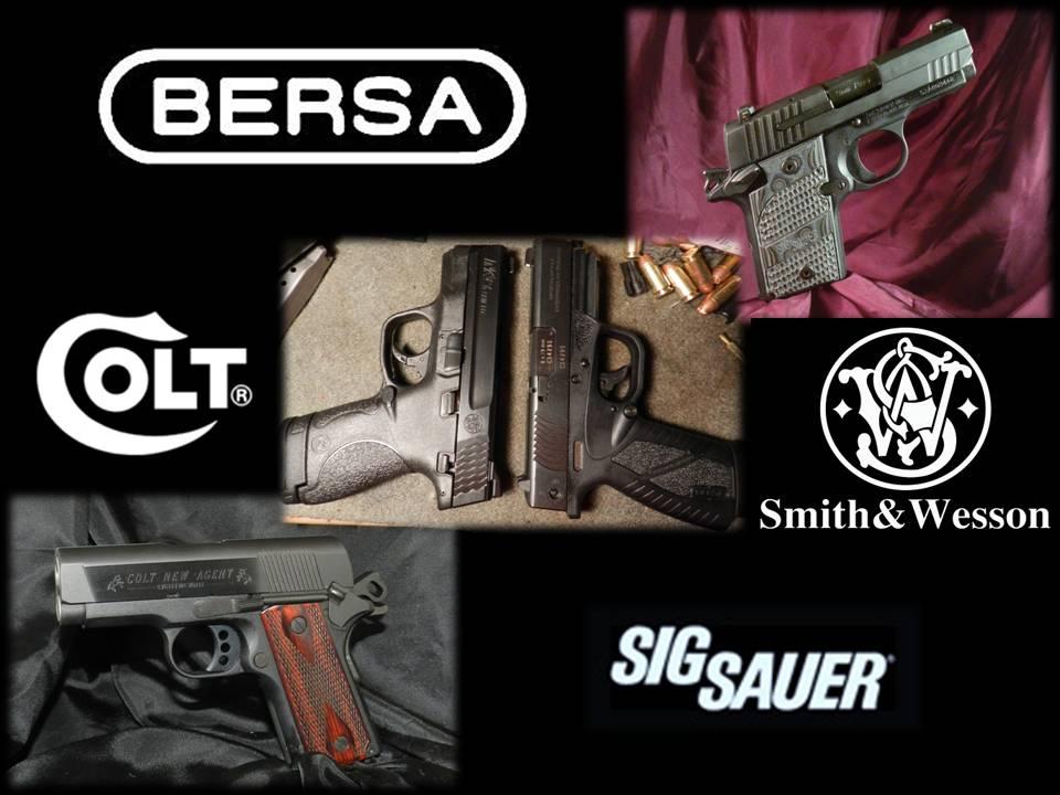 Average Joe's Handgun Reviews: Pocket 9mm Pistols: Colt New