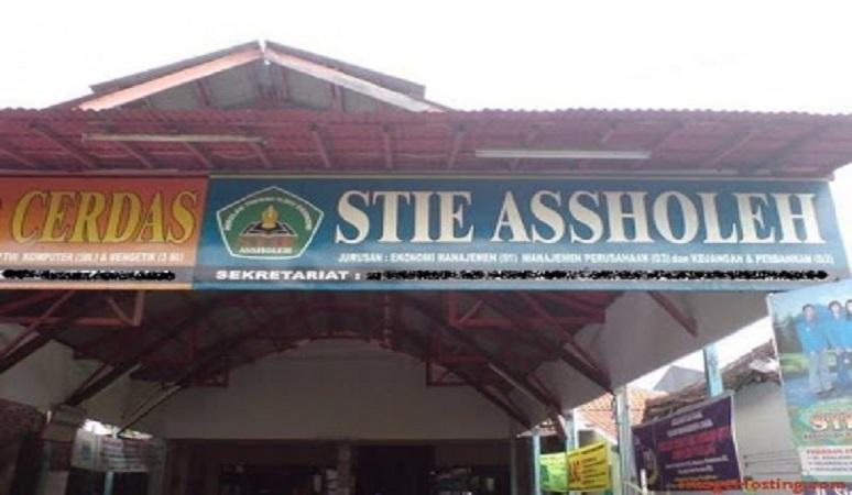 PENERIMAAN MAHASISWA BARU (STIE ASSHOLEH) STIE ASSHOLEH