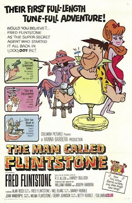 The Man Called Flintstone Poster