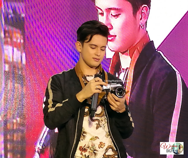 James Reid for X-T20 Specs