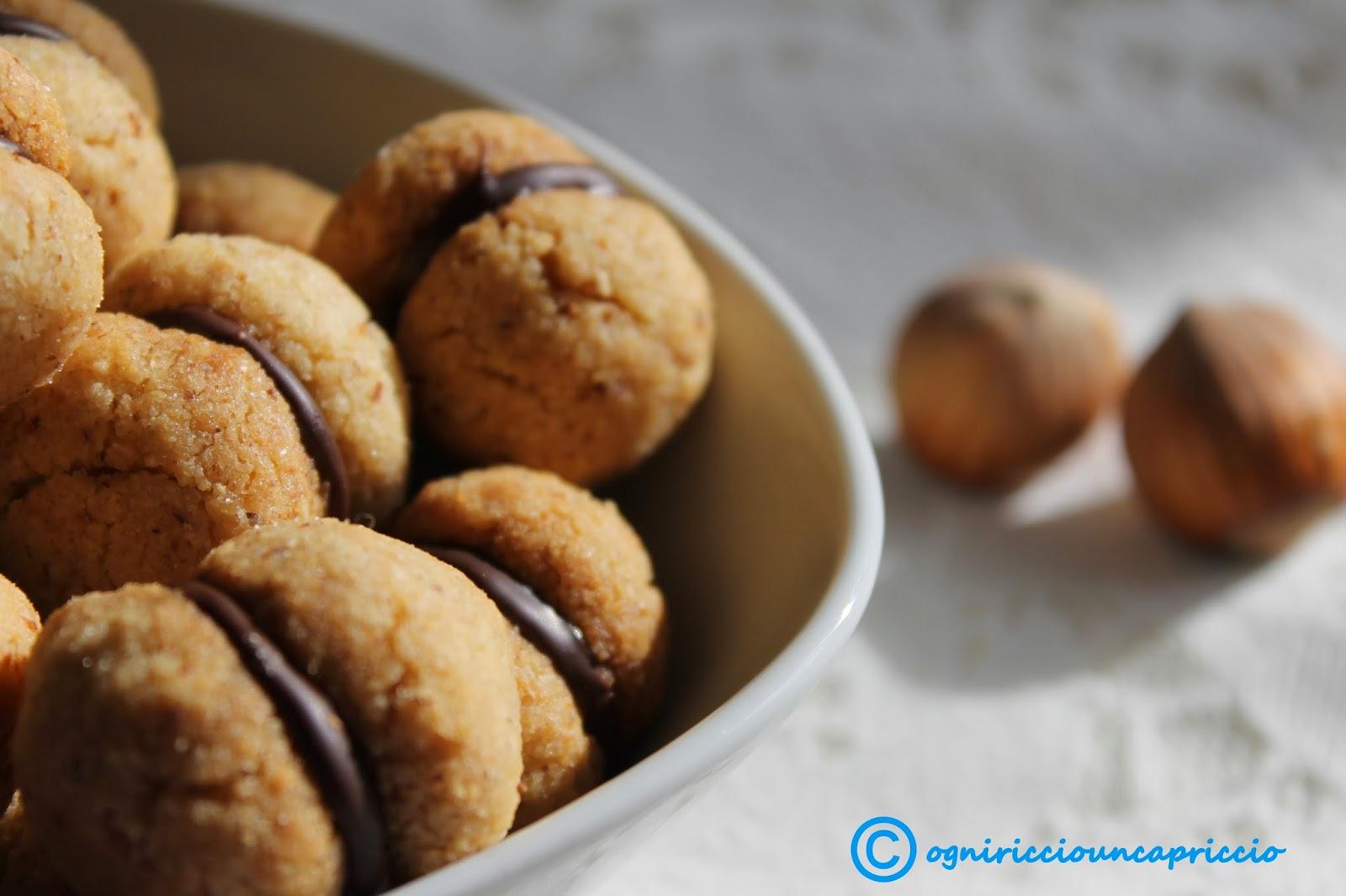 biscotti cioccolato ricetta