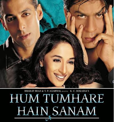 Poster Of Bollywood Movie Hum Tumhare Hain Sanam (2002) 300MB Compressed Small Size Pc Movie Free Download worldfree4u.com