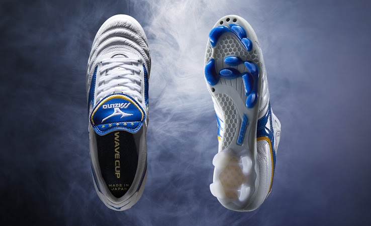 0f8677cda7ba 1 of 2. 2 of 2. 1 of 2. The Mizuno Wave Cup 2002 2018 football boots remake  will hit stores in limited quantities. The retail price is 260 ...