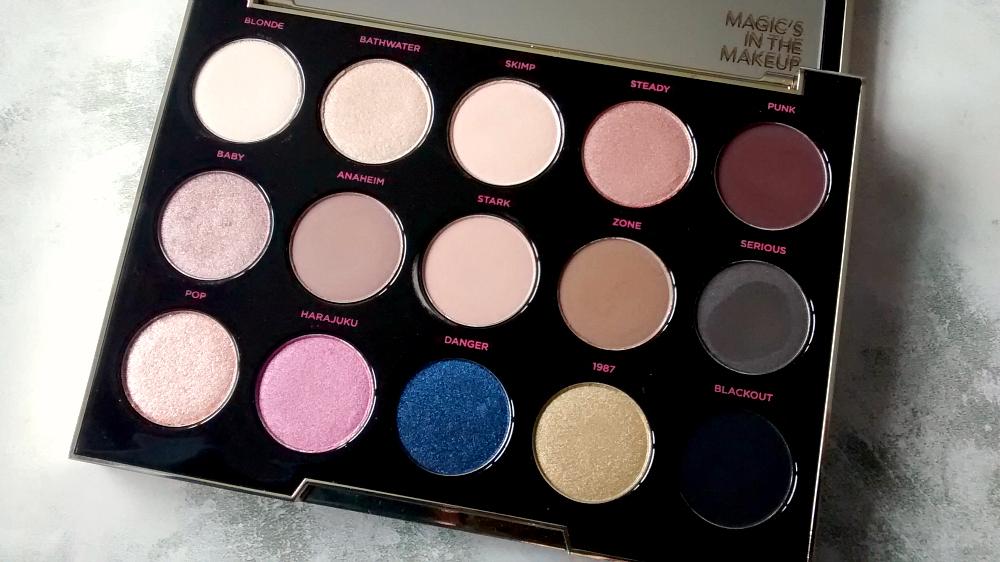 Gwen Stefani Urban Decay Eyeshadow Palette