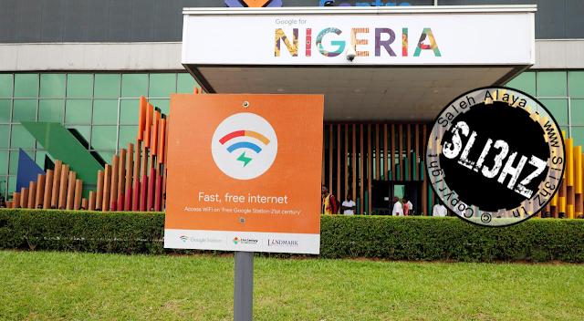 قوقل تقدم الويفي مجانا في نيجيريا !