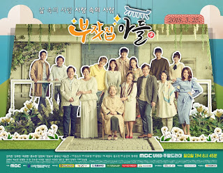 Drama Korea Rich Family's Son Episode 33-36 Subtitle Indonesia