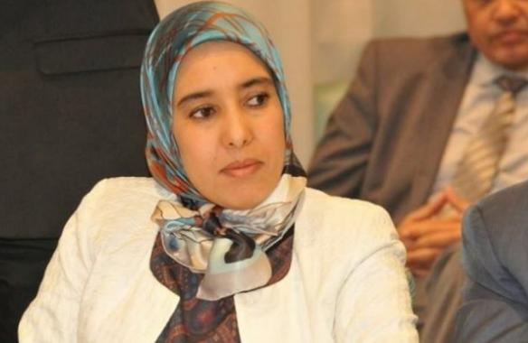 تارودانت24 ..ماء العينين تقاطع جلسة برلمانية وتظهر بالحجاب في بيروت