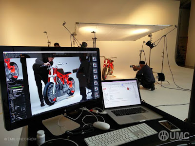 "Ducati ""HyperScrambler"" Photoshots by Untitled Motorcycles"