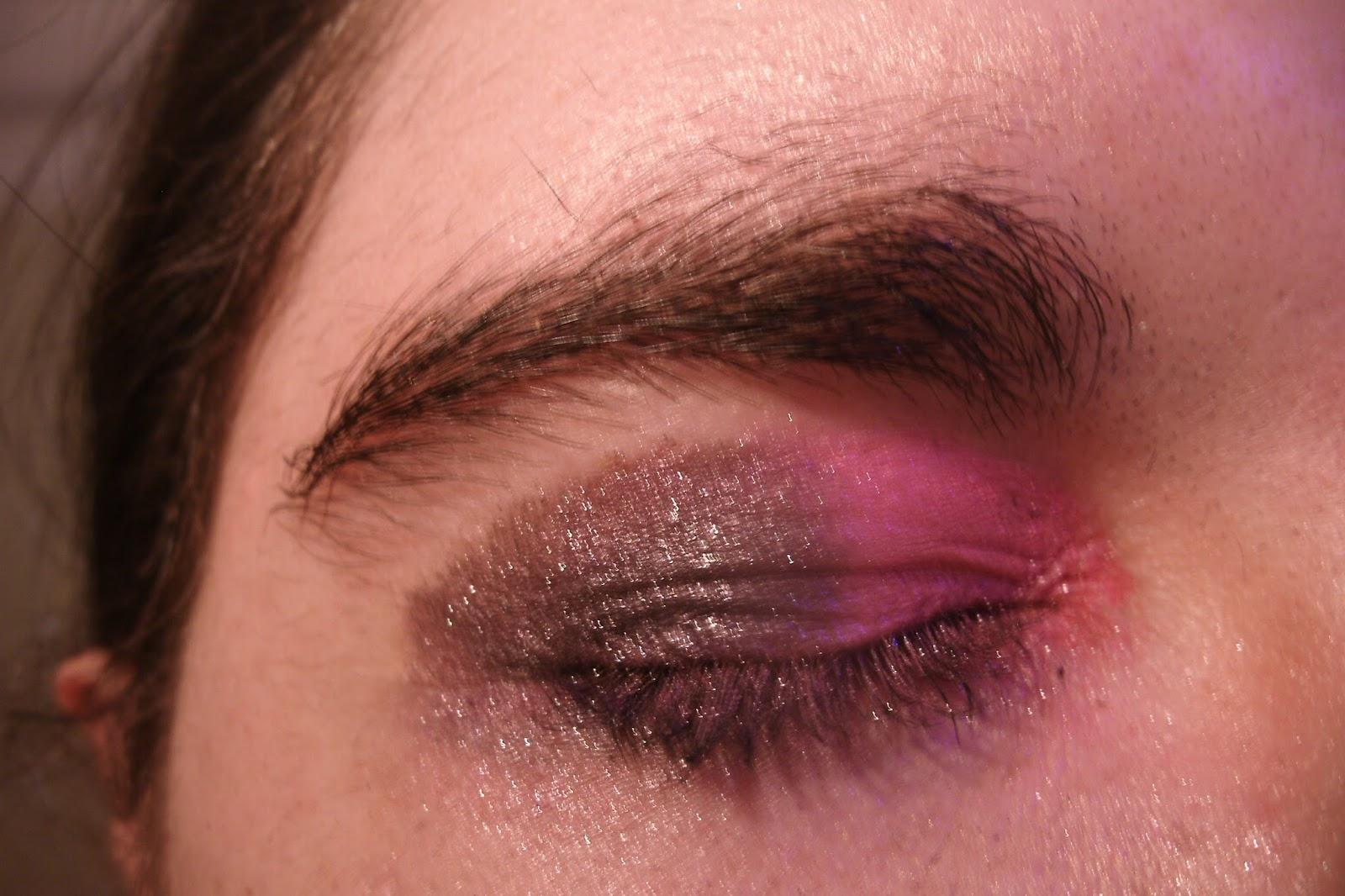Blaze84 Valentine S Day Smokey Eye Makeup