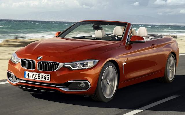 BMW Série 4 2020 Cabrio - Preço R$ 311.950 reais
