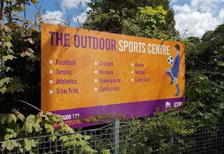 Southampton Outdoor Sports Centre