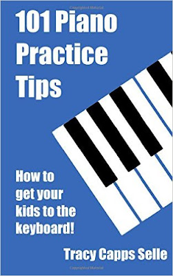 101 Piano Practice Tips: How to get your kids to the keyboard! l LadyD Books