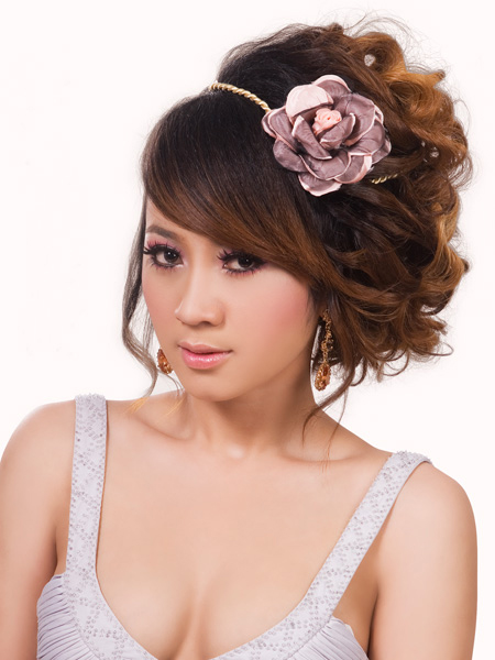 Cambodian Hairstyle Khmer Sexy Star Hairstyle 2012