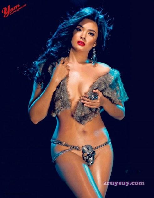 Pinay estrella audaz desnuda