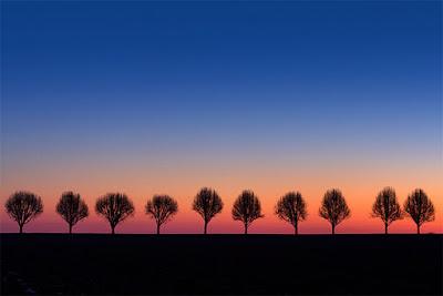 خلفيات مناظر طبيعية روعة  غروب الشمس