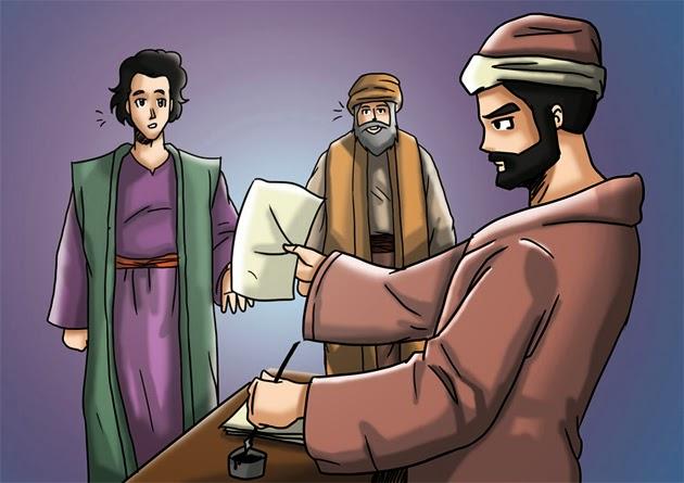 Resultado de imagem para Lucas 16,1-8