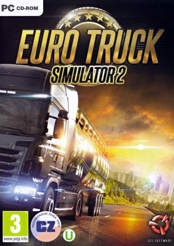 Euro Truck Simulator 2 + DLCs PC Torrent