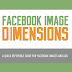 2015 Edition All Facebook Image Dimensions Ads, Posts,Timeline