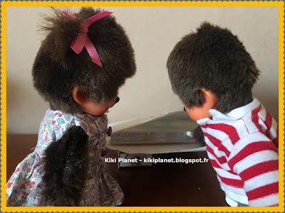 monchhichi, kiki, kauri, la tribu monchhichi, concours, dvd, enfants, dessin animé, polira, saule