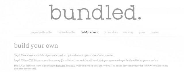 Bundled Michigan and Lina and Vi Burlap Goods