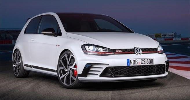 Motor Proyect: Volkswagen Golf GTI Clubsport. ¿La crisis ... Golf Clubs