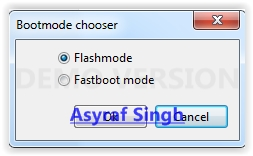android_guide14 Guide To Upgrade or Flash Sony Xperia M5 (E5603, E5606, E5653) Using XperiFirm And Flashtool. Root