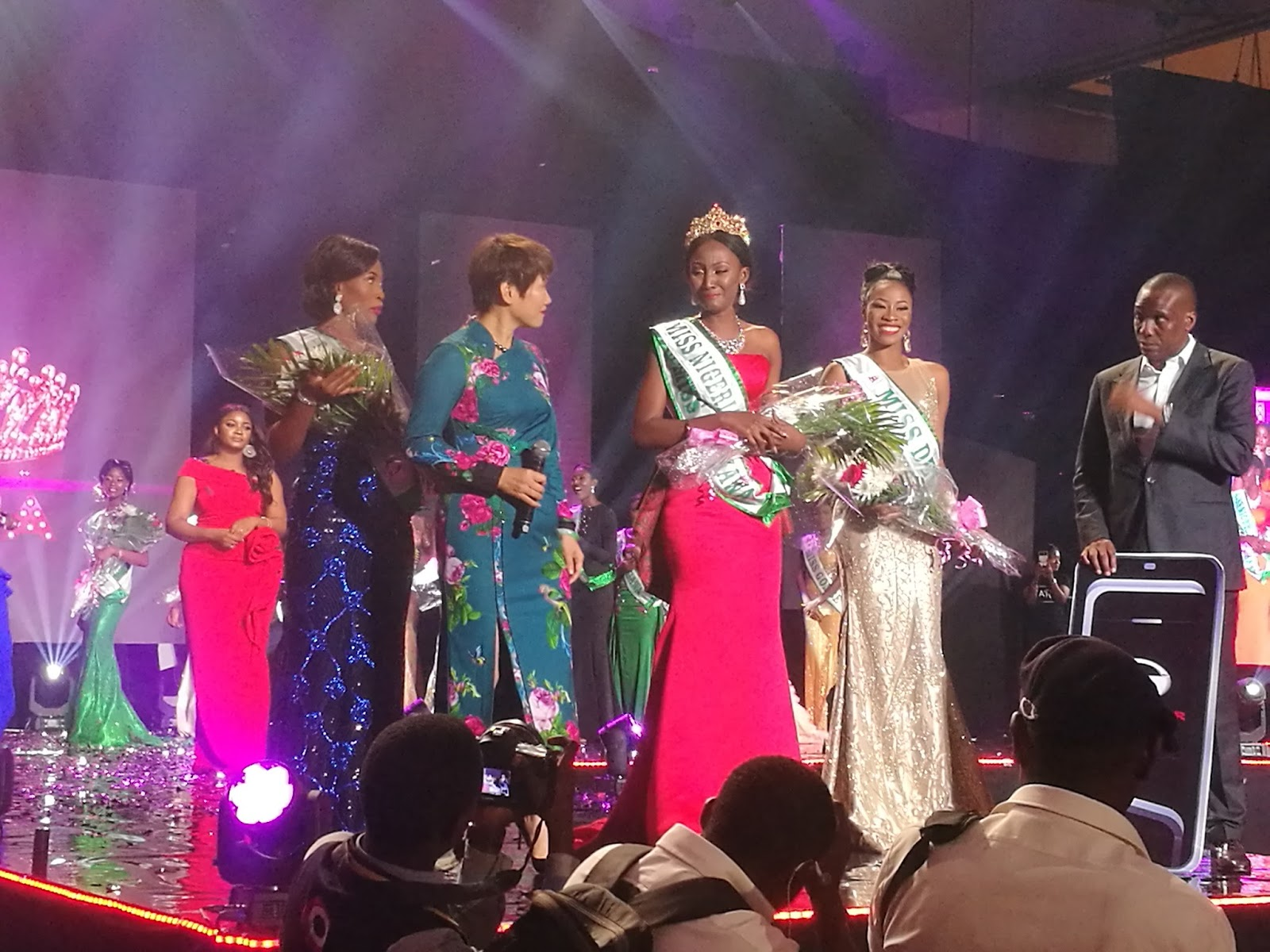 Maestro s Media MISS ADAMAWA EHIGUESE MILDRED PEACE IS THE NEW MISS
