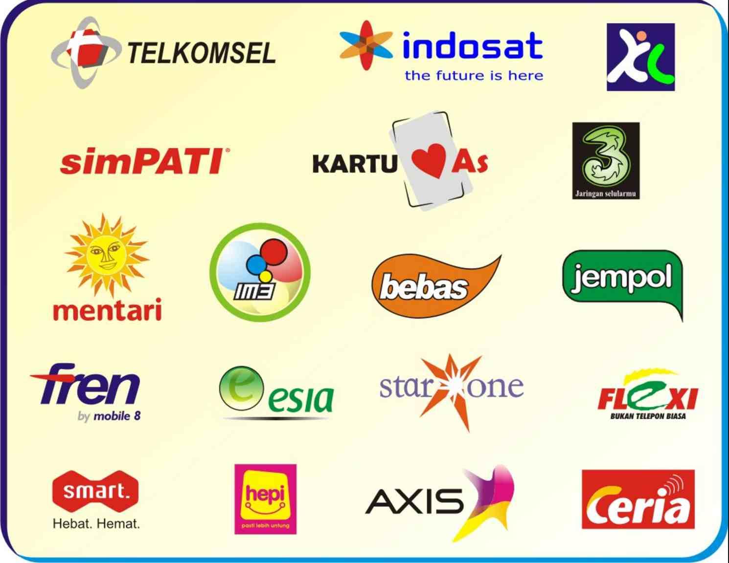 List Harga Paketan Perdana Internet Terbaru All Operator 2016 Bacan Buat Sobat Yang Mencari Dan Belum Tau Kuota Didapat Bisa Cek Dari Semua Operatorlist